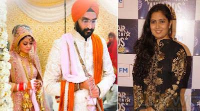 singer-harshdeep-kaur-wedding-with-mankeet2