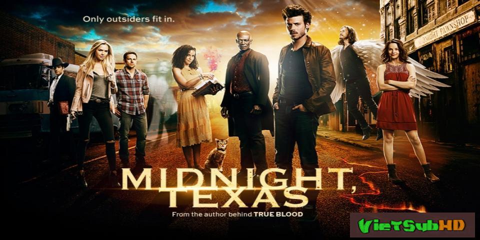 Phim Thị trấn Midnight (Phần 1) Tập 1 VietSub HD | Midnight, Texas (Season 1) 2017