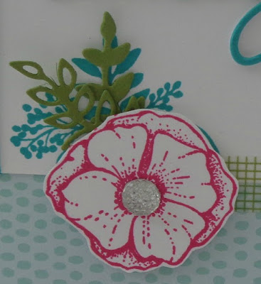 Stampin' Up! UK Independent  Demonstrator Susan Simpson, Craftyduckydoodah!, Amazing You, Celebrate You Thinlits, Coffee & Cards Project February 2018, Supplies available 24/7 from my online store,