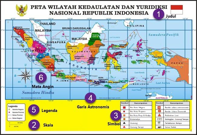 Negara Indonesia memiliki banyak pemandangan alam yang sangat indah Mengenal Letak Geografis Indonesia