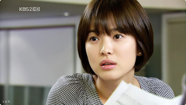 The World That They Live In 2 Song Hye Kyo
