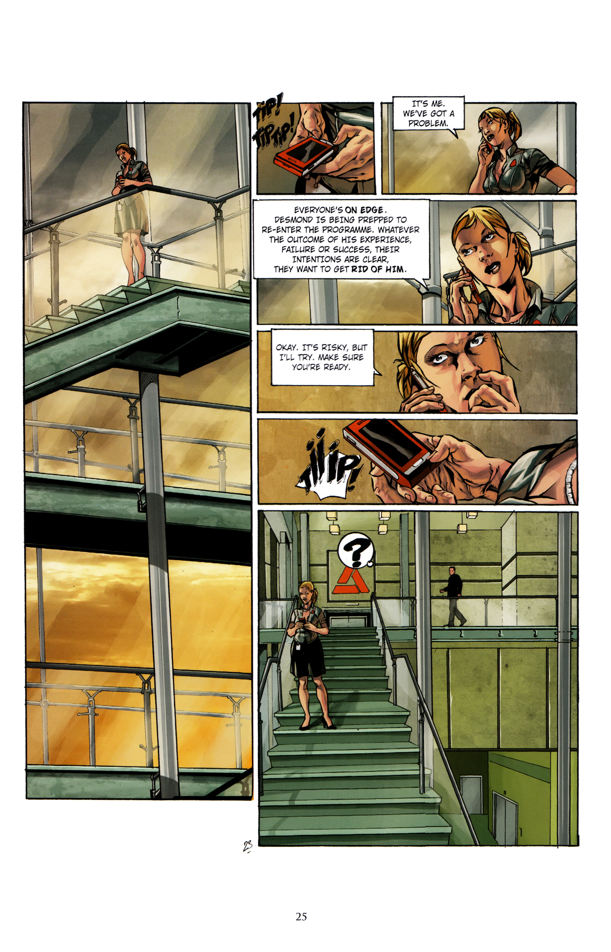 Read online Assassin's Creed (2012) comic -  Issue #1 - 29