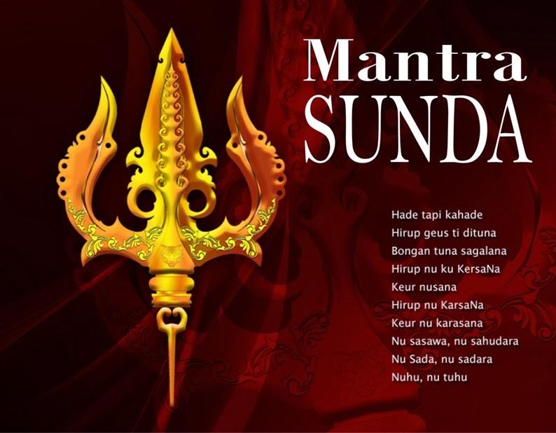 Jenis Jenis Mantra Dalam Bahasa Sunda Beserta Contohnya