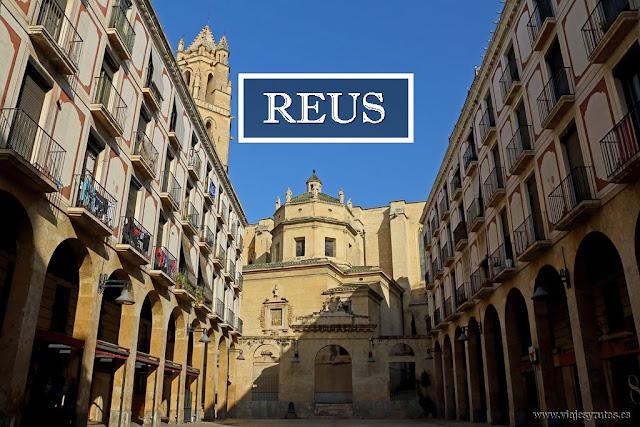 Qué ver y qué hacer en Reus, la modernista cuna del vermut