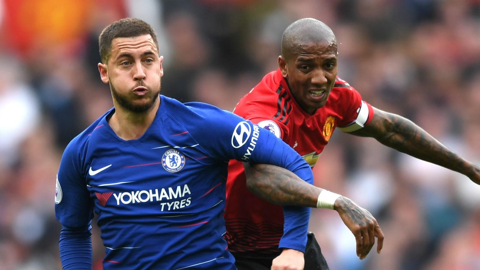 Eden Hazard Tidak Sesali Hasil Seri Lawan Manchester United