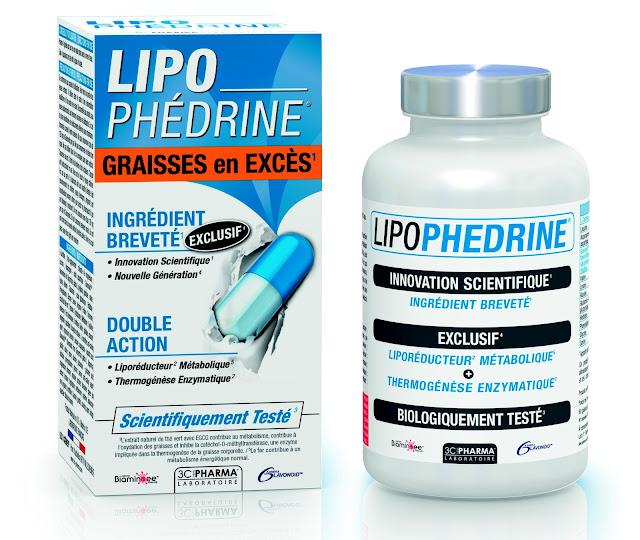 Lipophedrine - Laboratoire des 3 Chênes - Blog beauté Les Mousquetettes