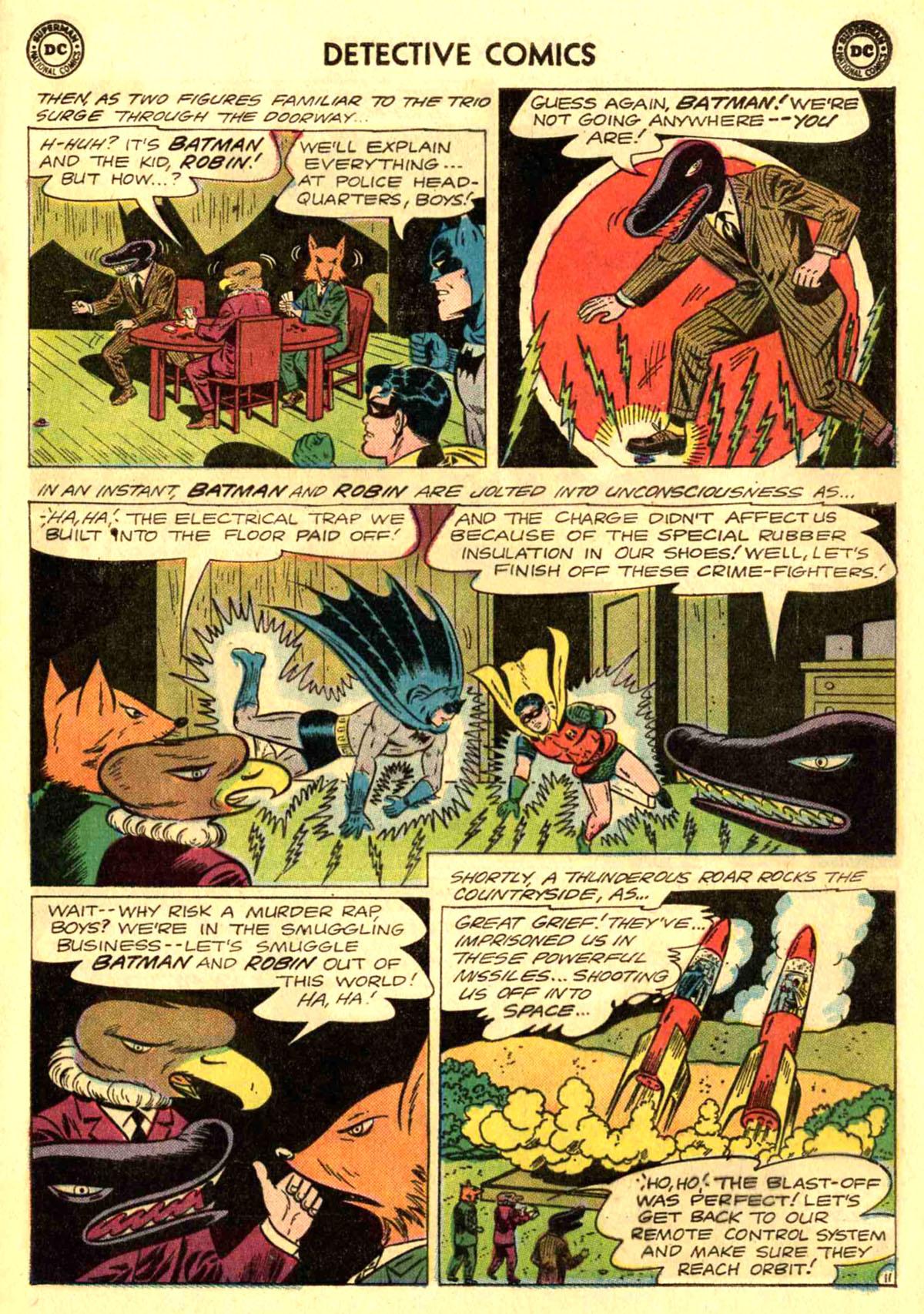 Detective Comics (1937) 321 Page 12