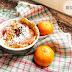 Owsianka na dzień dobry:)/Daily porridge with fruits