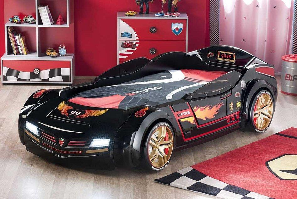 Marvelous Night Rider Turbo Bed