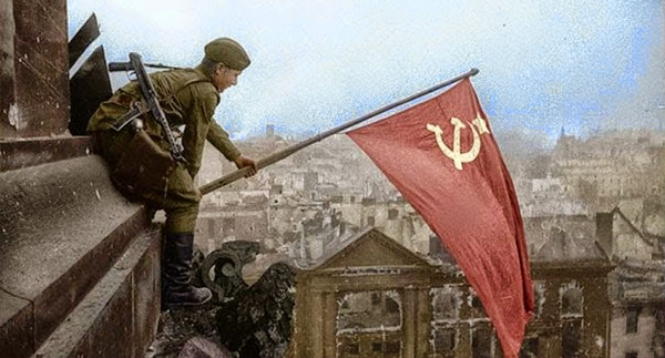 Day of «Victory in Europe»