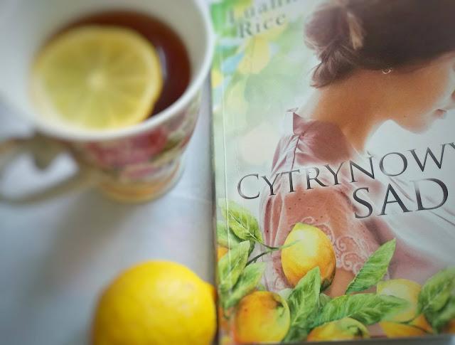 Cytrynowy sad - Luanne Rice, recenzja