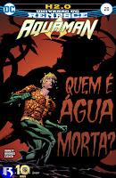 DC Renascimento: Aquaman #20
