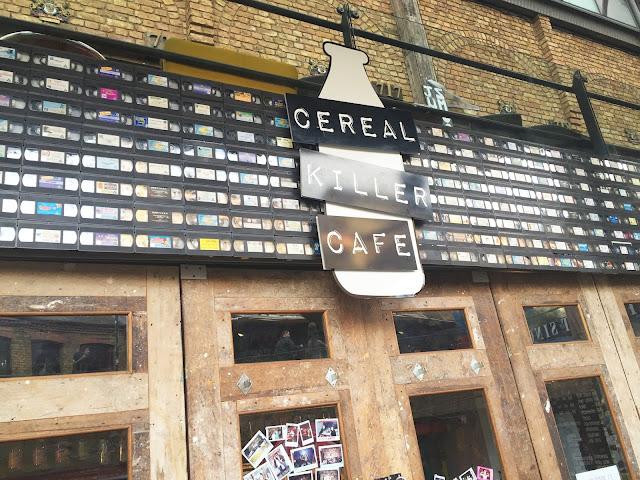 Camden Cereal Cafe