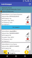 AndroDumpper ( WPS Connect ) v1.998