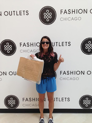 Fashion Outlets Of Chicago - Chicago Fashion Outlet Mall