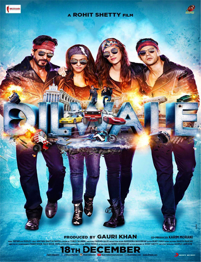 Ver Dilwale (2015) Online