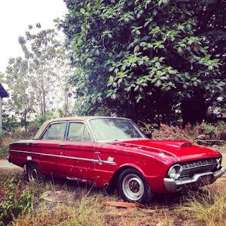 Janda Ford Falcon 1962