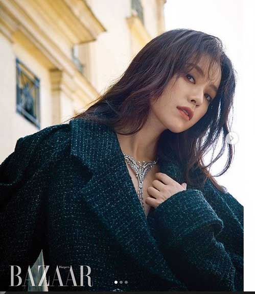 Industri film Korea berkembang dengan pesat dan berusaha menjajarkan dirinya dengan indust 10 AKTRIS KOREA PALING CANTIK 2019