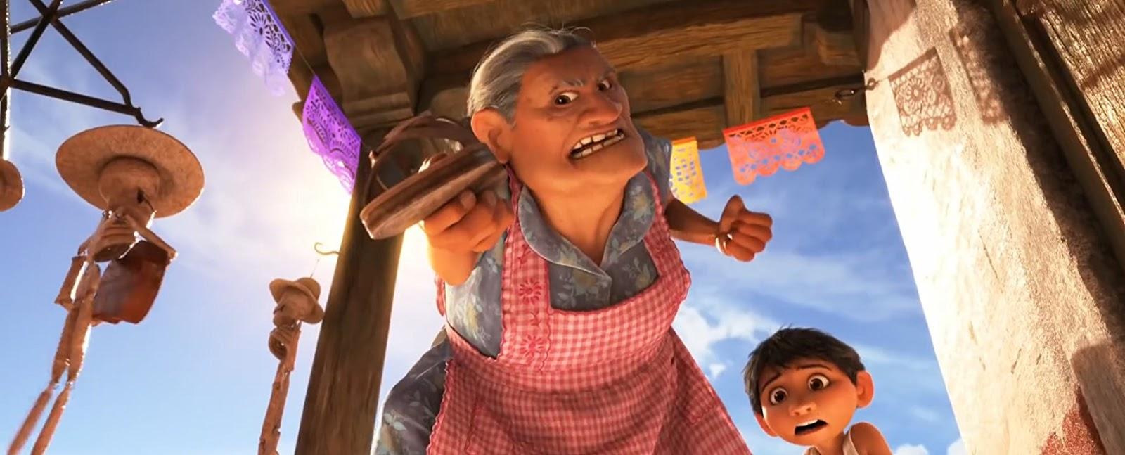 Coco tradizioni messicane e amore famigliare