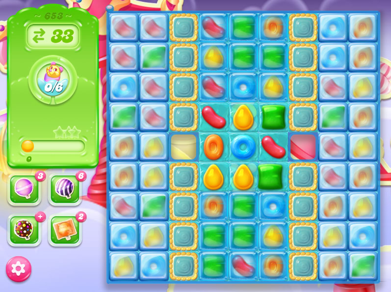 Candy Crush Jelly Saga level 653