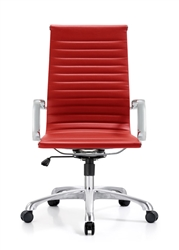 Popular Red Leather Office Chairs