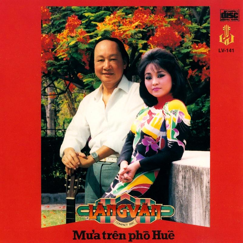 Làng Văn CD041 - Duy Khánh, Hương Lan - Mưa Trên Phố Huế (NRG) + bìa scan mới