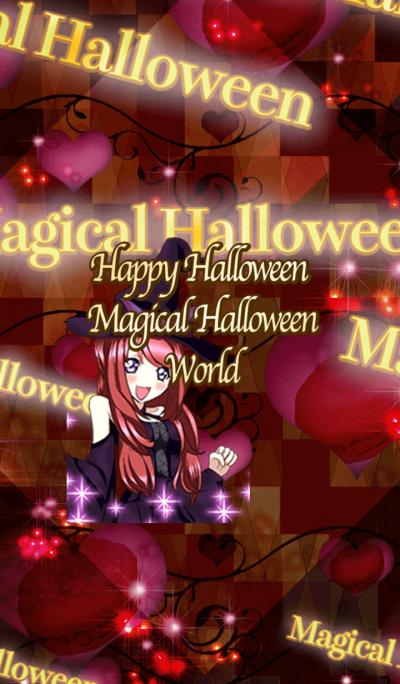 Lovely Halloween Magical Halloween World