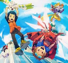 Hình ảnh Digimon Tamers