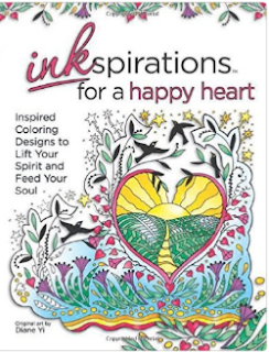 Inkspirations for a Happy Heart! cover