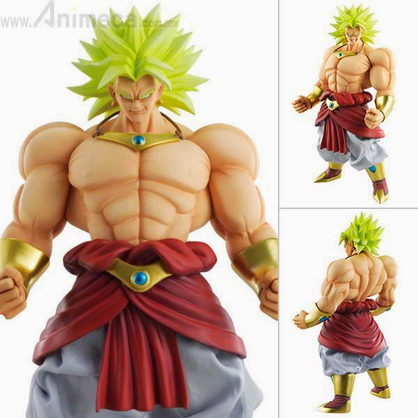 FIGURA LEGENDARY SUPER SAIYAN BROLY Dimension of DRAGON BALL
