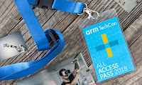 Arm TechCon All-Access Pass and Huawei P20 Pro giveaway