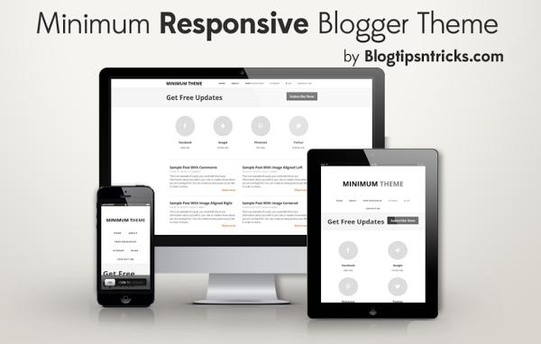 cara membuat template blog