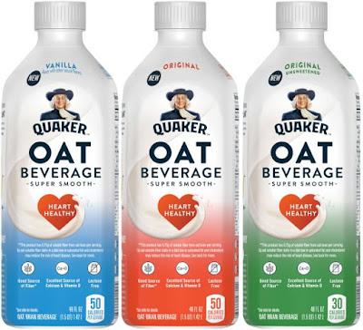 Quaker Releases New Oat Milk Dairy-Alternative Line ...