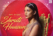 Happy Birthday Sruthihassan