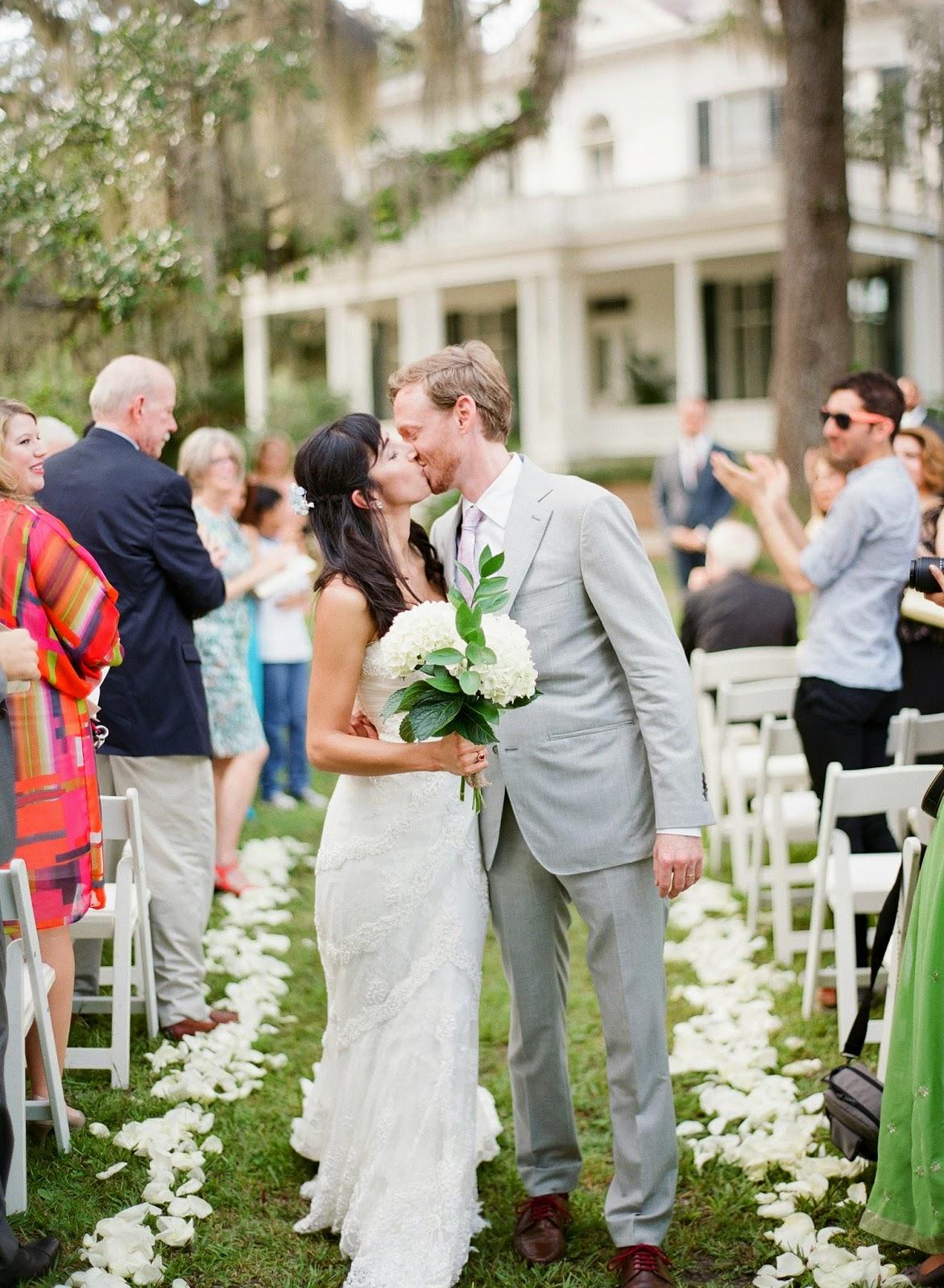Real Royal Wedding: Rustic Chic Jewish-Persian Wedding