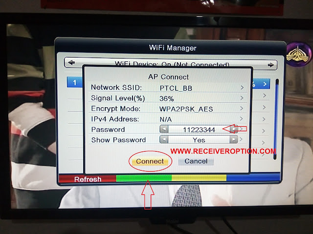 HOW TO CONNECT WIFI IN STARSAT SR-78HD PRIME RECEIVER