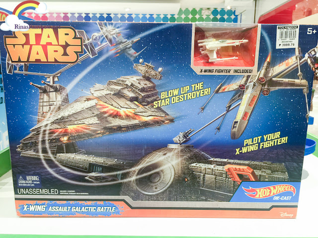 Star Wars X-Wing Hot Wheels