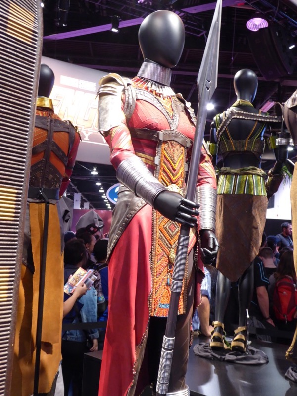 Black Panther Dora Milaje costume