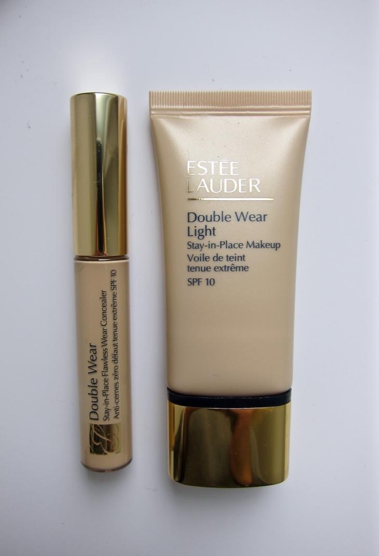 Swiss Beautytalk Est 233 E Lauder Double Wear Light Amp Double