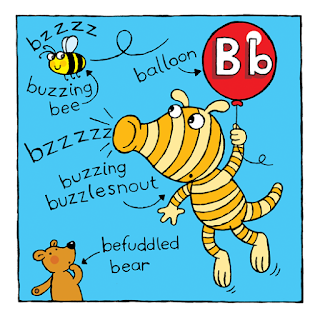 picture of a buzzlesnout
