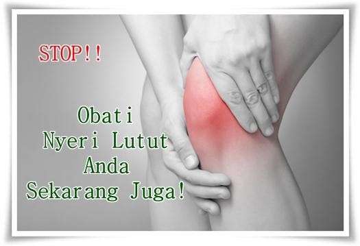 Pengobatan Alami Nyeri Sendi Lutut