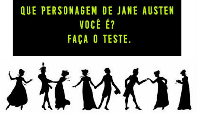 Teste Personagem Jane Austen