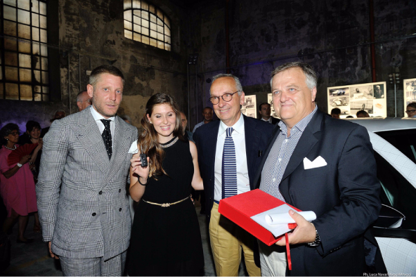 Premio Targa Bonetto 2015