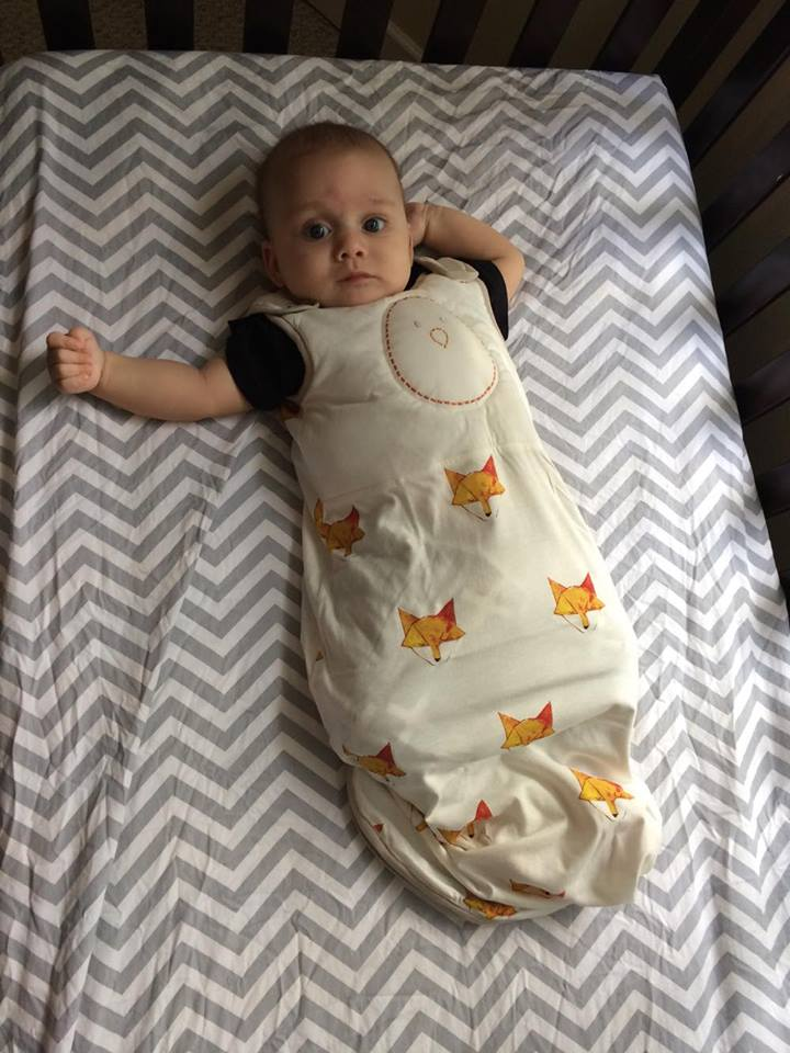 online retailer 6e5d5 ea0e2 Mommy's Favorite Things: Nested Bean Zen Sack Review & Giveaway