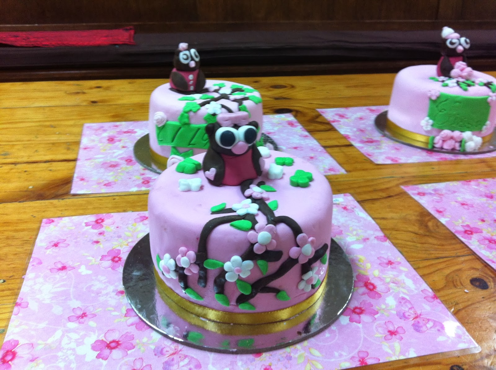 Cake Decorating Classes For 11 Year Olds : Elegant Cakes and Party Dates: Cake Decorating class ...