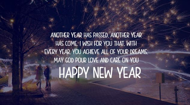 Happy New Year 2020 Quotes Wishes for GF