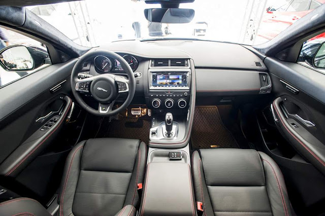 Jaguar E-Pace Flex 2019
