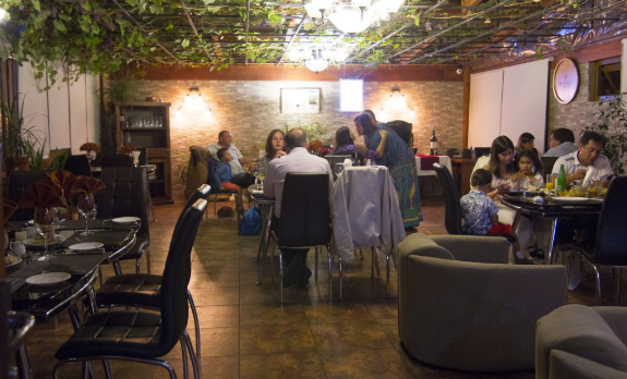 Restaurante El Criollito de Armando em Temuco