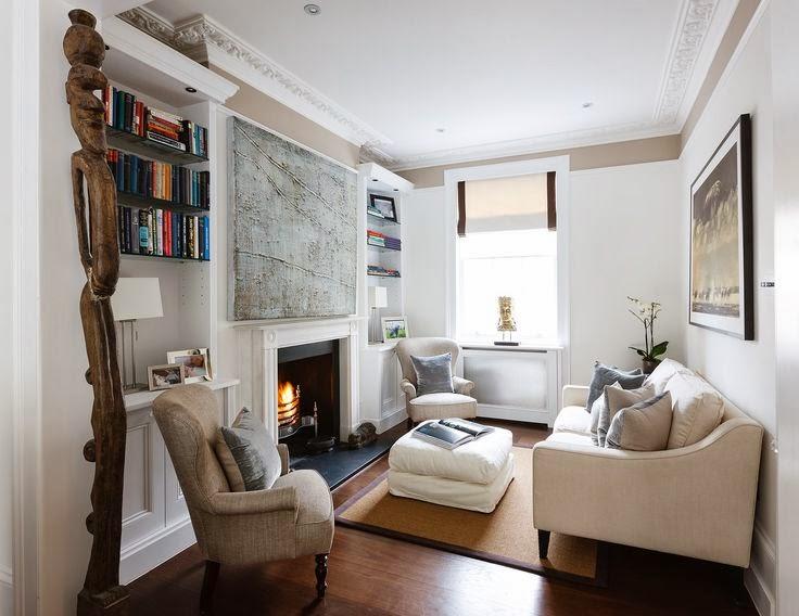 David Dangerous: Bookshelves In Alcoves