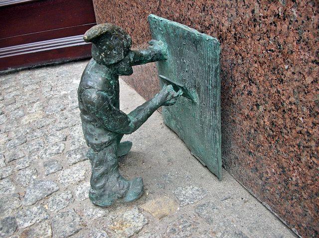 gdzie znaleźć krasnale we Wrocławiu?